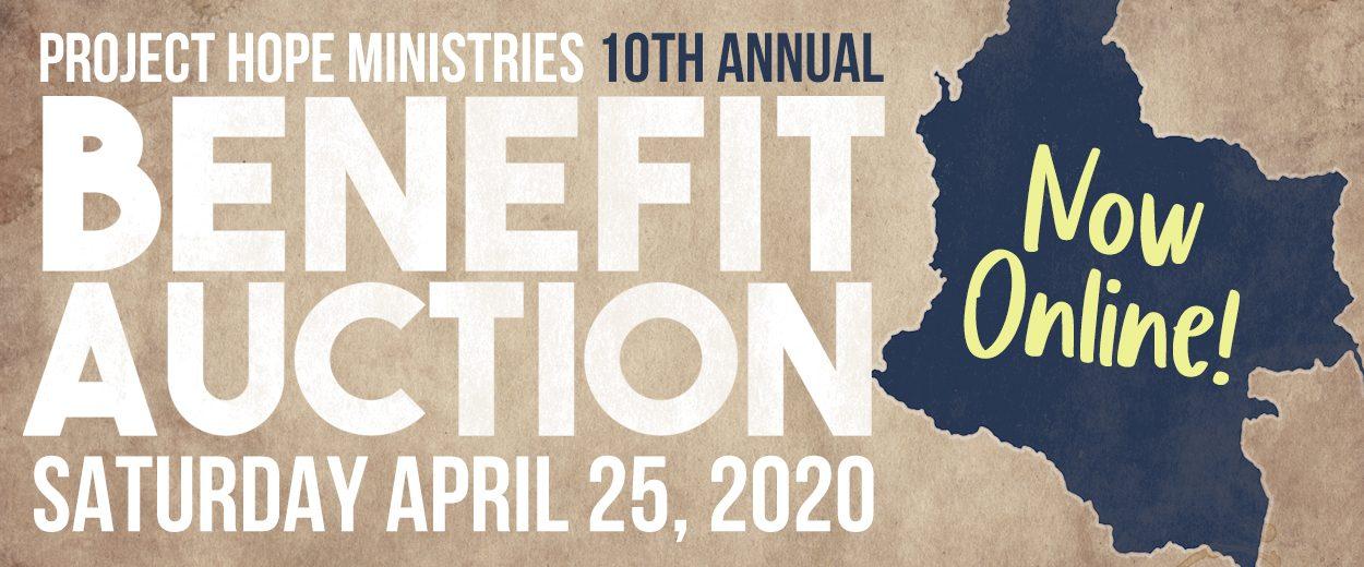 """2020 """"Buy It Now"""" Benefit Auction"""